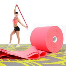 Strength Training Resistance Band Sports Tension Stretch Fitness Stretch Strap Fitness Equipment Shaping Pull Training Band