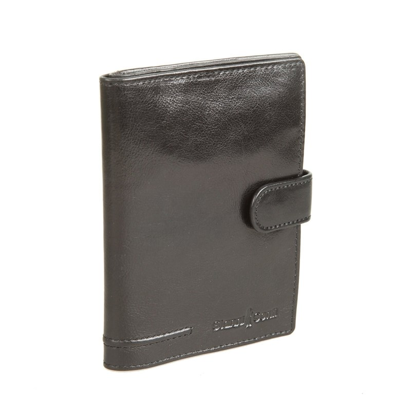 Cover for documents Gianni Conti 707458 black case cover for
