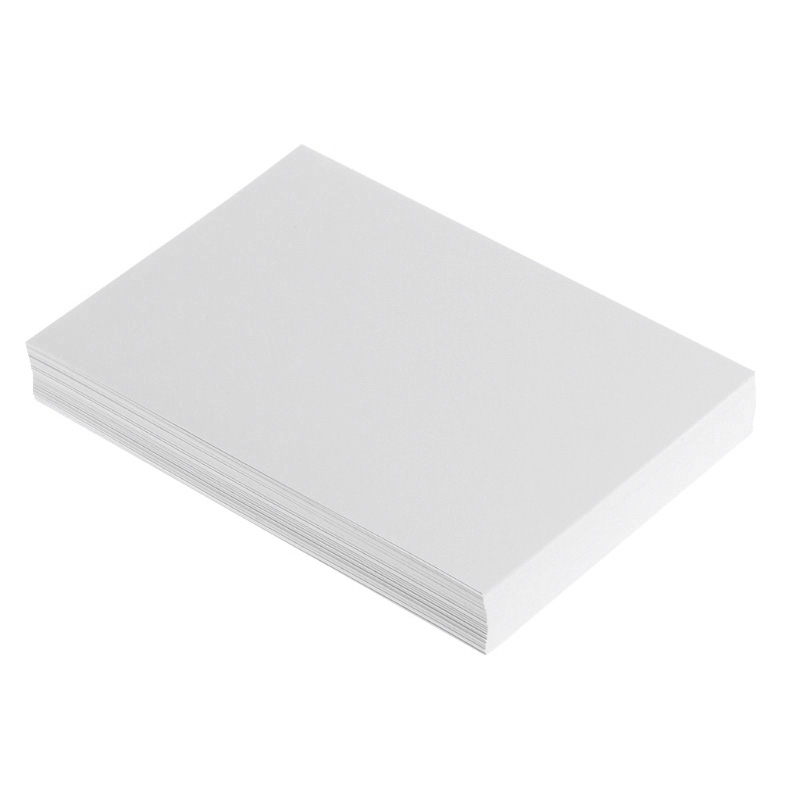 100Pcs 6 Inch Photographic Paper Glossy Printing Paper Printer Photo Paper Color Printing Coated For Home Printing