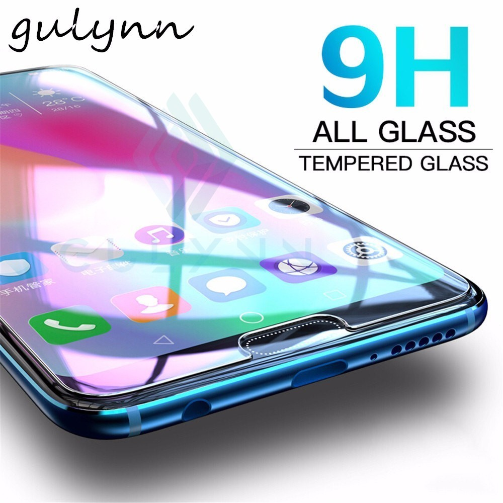 Premium HD Tempered Glass for Huawei Honor 8X 20 10 Screen Protector Protective Film For Huawei Mate 20 P20 P30 Lite Pro Cover