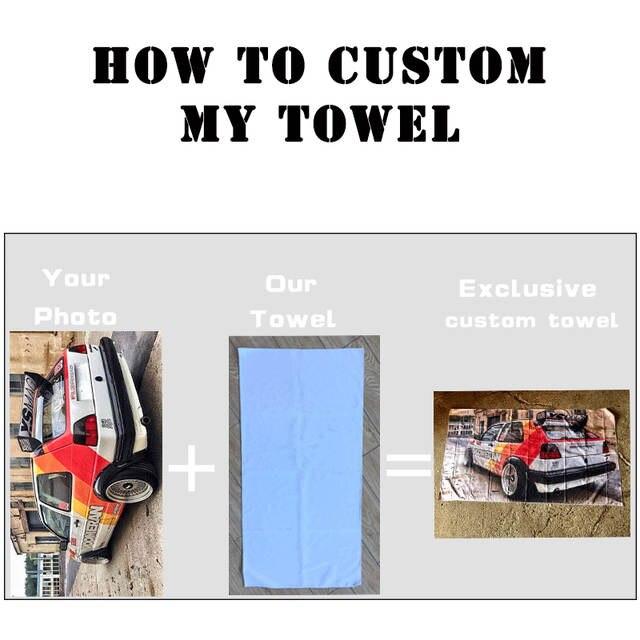 7d1064640d9 Custom Beach Towel Microfiber Bathroom Quick Dry Chair Blanket Gym Swim  Towel Absorbent Personalized Bath Towel Dropshipping on Aliexpress.com |  Alibaba ...