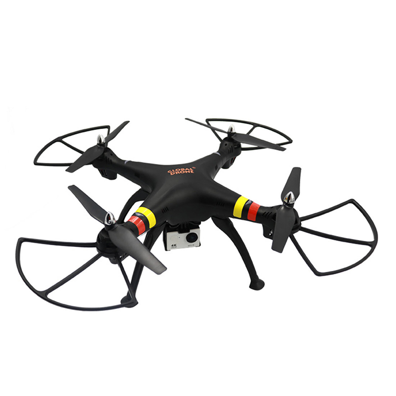Global Drone Rc-Quadcopter Camera Selfie FPV With 720P Wifi/4k HD GW180 Rc-2.4g Airplane