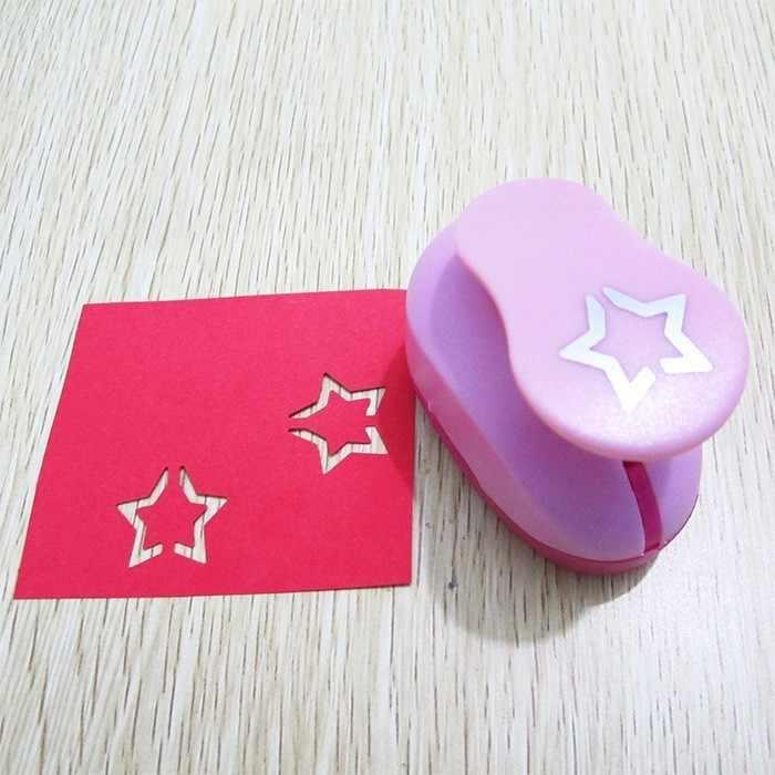 Corner Craft Punch Card Making Scrapbooking Paper Cut 2.5cm Hearts