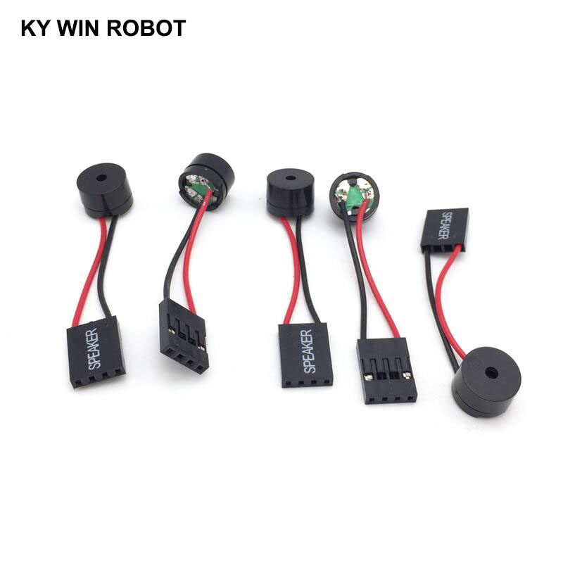 5pcs/lot Motherboard Mini Speaker Alarm Mainboard Buzzer Computer Chassis Buzzer For Computer DIY