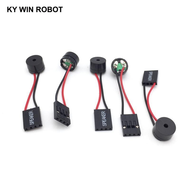 5pcs/lot Motherboard Mini Speaker Alarm Mainboard Buzzer Computer Chassis Buzzer For Computer DIY
