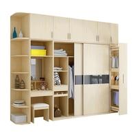 D Zenleyici Garderobe Lemari Storage Meuble De Maison Yatak Odasi Mobilya Shabby Chic Closet Cabinet Bedroom Furniture Wardrobe