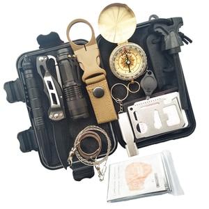 13 in 1 Emergency Survival Kit