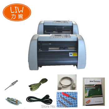360mm 721MM 1351MM Multi function Advertising signage engraving USB Driver Artcut Graphic|Graph Plotter| |  -