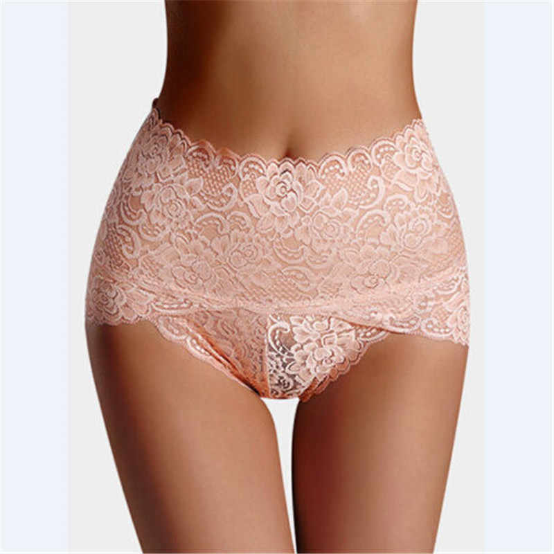 a98c229da Detail Feedback Questions about Summer Hot Sale Women Sexy Floral Lace Lingerie  Briefs Panties Thong G string Knickers High Waist Breathable Underwear ...