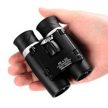 BIJIA 40×22 High Quality Mini Binocular Outdoor Portable Binocular Folding Hunting Night Vision Telescope Optic Scope