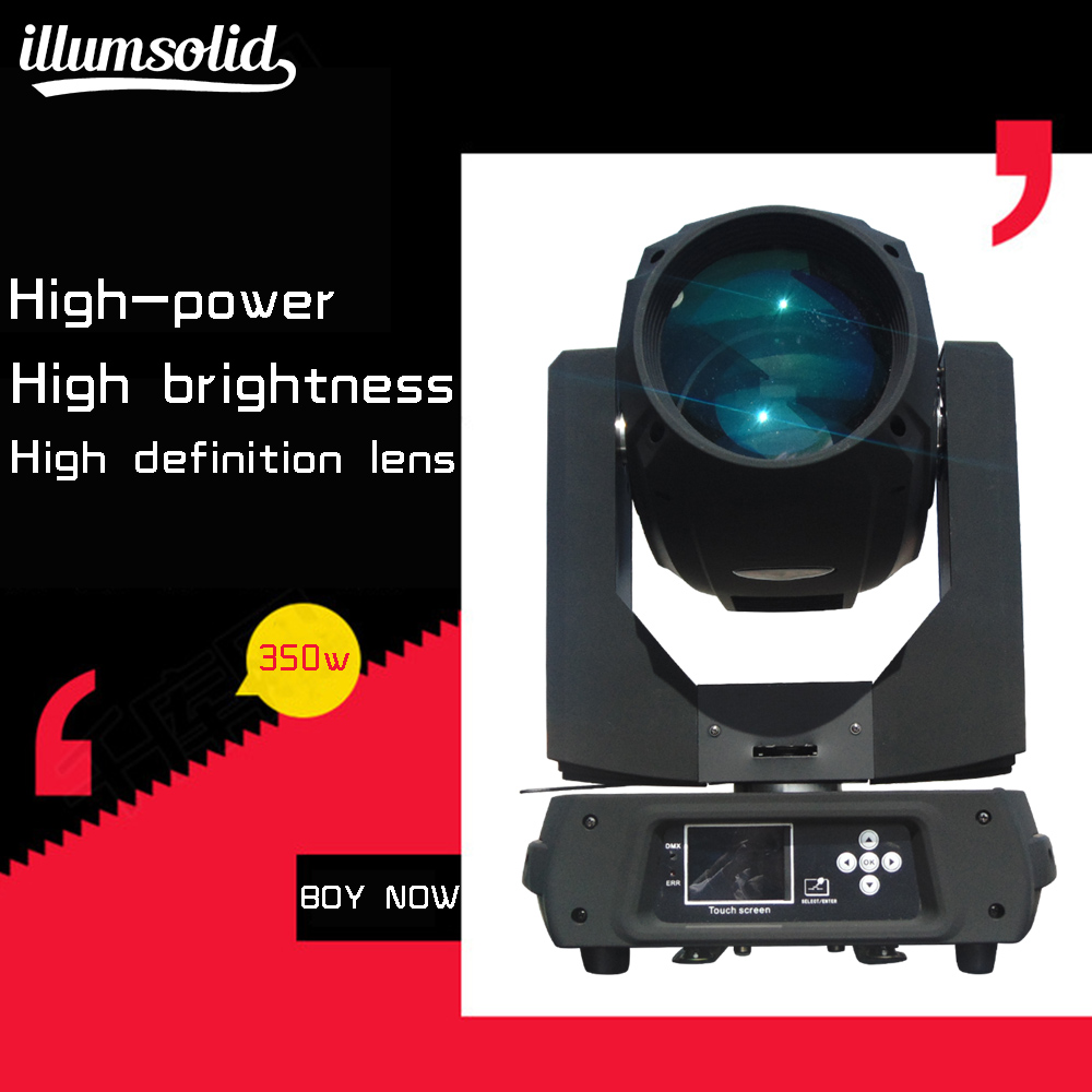 1pcs/lot 350w beam 17R double prism moving head beam lighting YODN DMX stage light 2pcs lot flycase 16 prism power 350w 17r moving head beam sharpy light lyre gobos lumiere dmx 17r spot stage dj party lighting