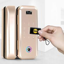 Home Smart Electronic Digital APP IC Card Password door lock