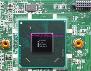 Image 4 - אמיתי CN 089X88 089X88 89X88 DA0R03MB6E1 REV: E HM67 מחשב נייד האם Mainboard עבור Dell Vostro 3750 V3750 נייד