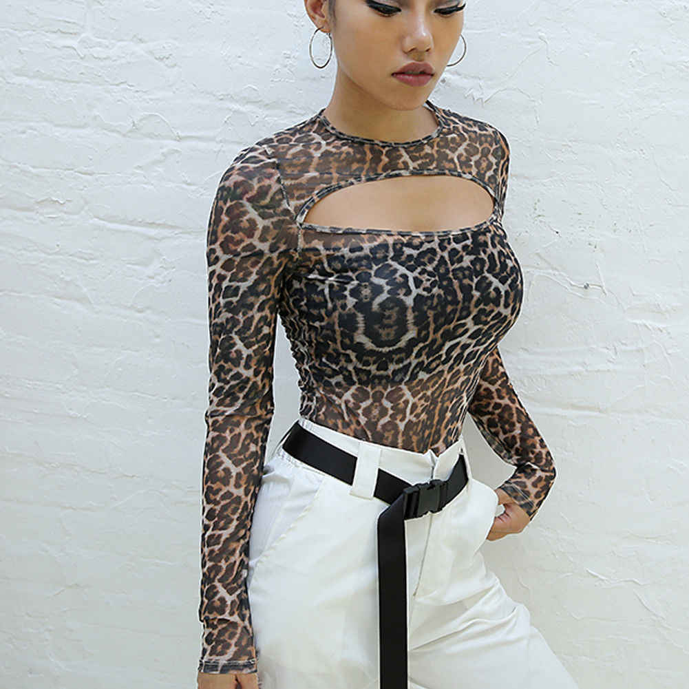 0e04a69523d Detail Feedback Questions about Brand New Sexy Leopard Bodysuit ...