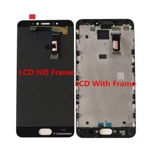 Image 5 - 5.5 Originele Axisinternational Voor Meizu MX6 Lcd scherm + Touch Panel Digitizer Met Frame Voor Meizu MX6 Display frame
