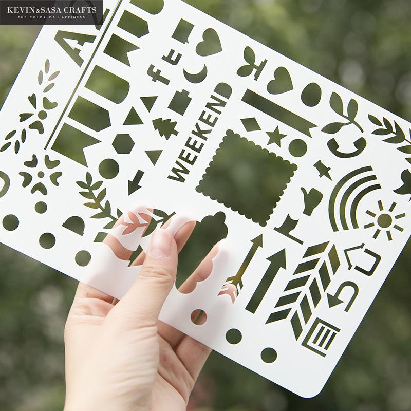 A5 Laser Cut Journal Accessory Notebook Quality Set Diary Planner Stationery School Supplies Gift Tools Sketchbook