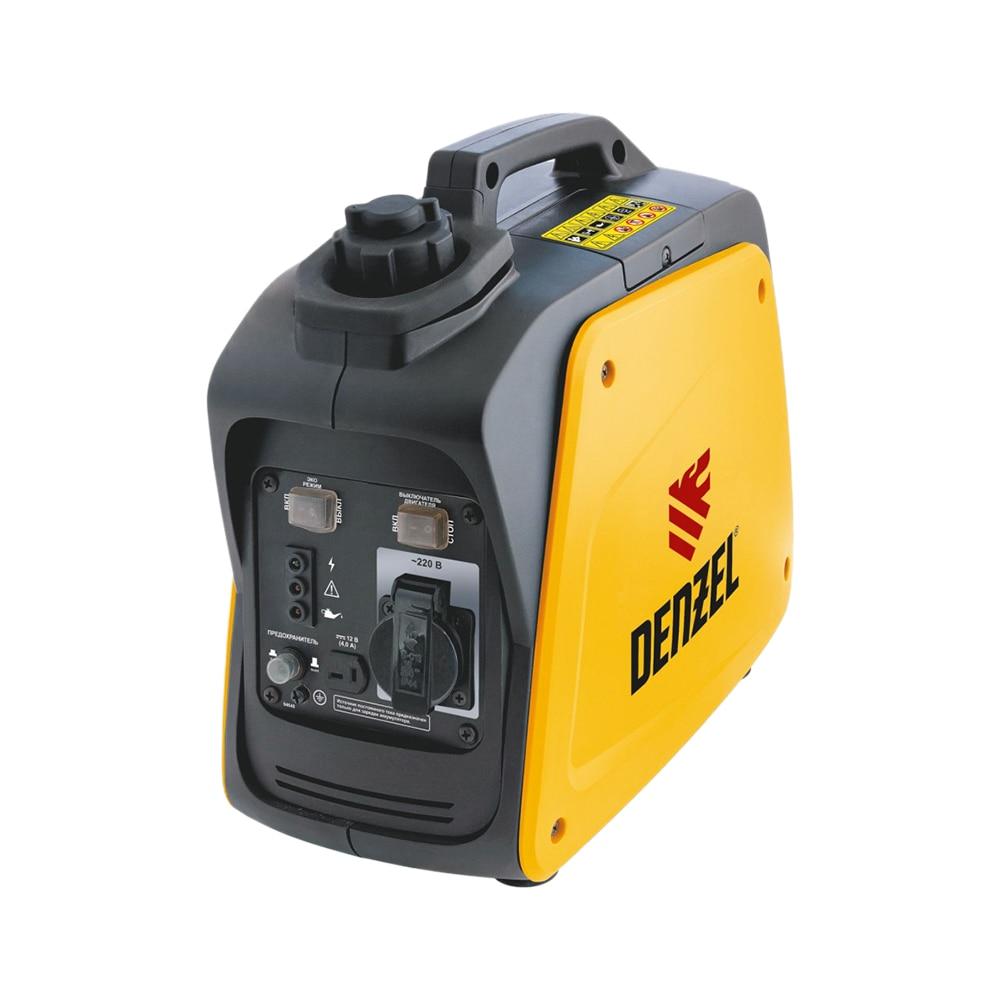 все цены на Gasoline & Petrol Generators DENZEL GT-950i Power Equipment Inverter Generator онлайн