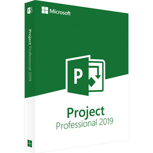 Image 1 - Microsoft Office Project Professional 2019 License key Download Digital Delivery 1 User
