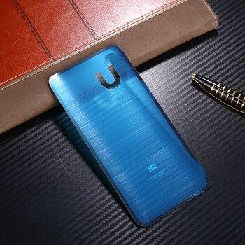 Mi 8 Pro Carcasa Original Para Xiaomi Mi 8 Pro/mi 8 Explorador Batería Puerta De Vidrio Cubierta Trasera Para Teléfono Móvil Piezas De Repuesto