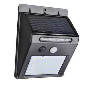 20 LEDs PIR Motion Sensor Wireless Solar Lamp Solar Powered Light Waterproof Outdoor