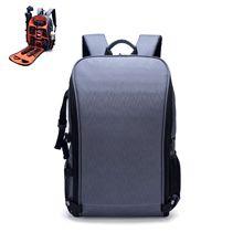 Мульти-функциональная камера сумка водостойкий противоударный раздел защиты рюкзак для SLR/DSLR/беззеркальных Объективы для фотоаппаратов батарея