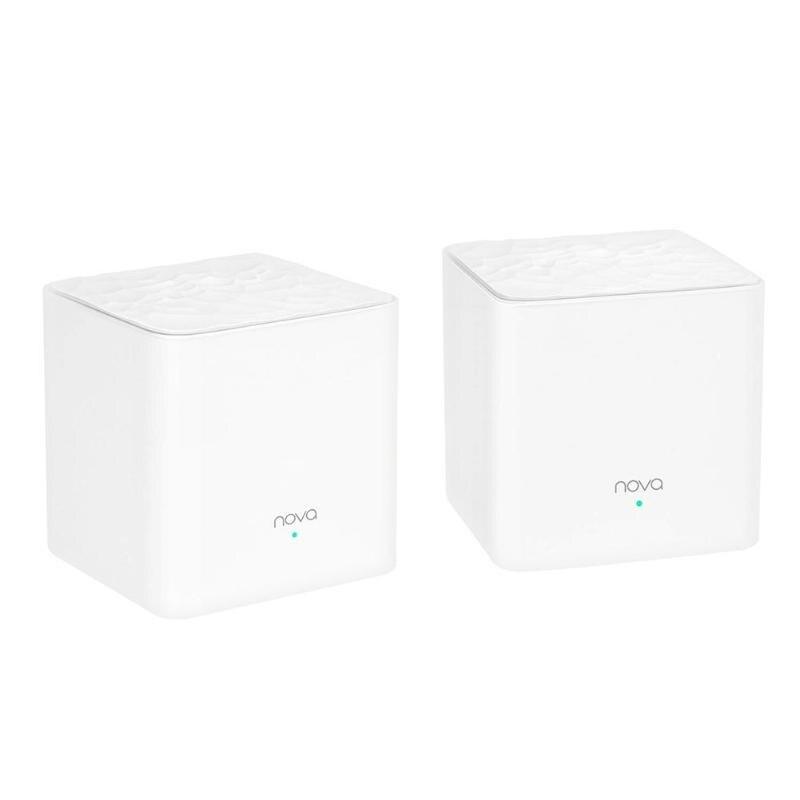 Nouveau 2 pièces/ensemble Tenda Nova MW3 AC1200 double bande routeur sans fil répéteur WiFi