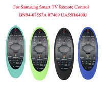 Protective Silicone Remote Controls Case For Samsung Smart TV Remote Control BN94-07557A 07469 UA55H6400J Remote Control Case