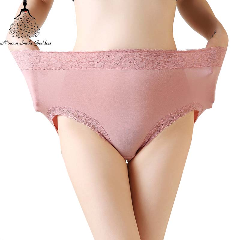 Women   Panty   Plus Size M L XL XXL XXXL XXXXL Brief For Women Underwear High Waist   Panties   Cotton Seamless Pant Intimates Female