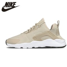 Nike Original Air Huarache Run Women's Running Shoes Breathable  Sports Sneakers 819151 833292 цена