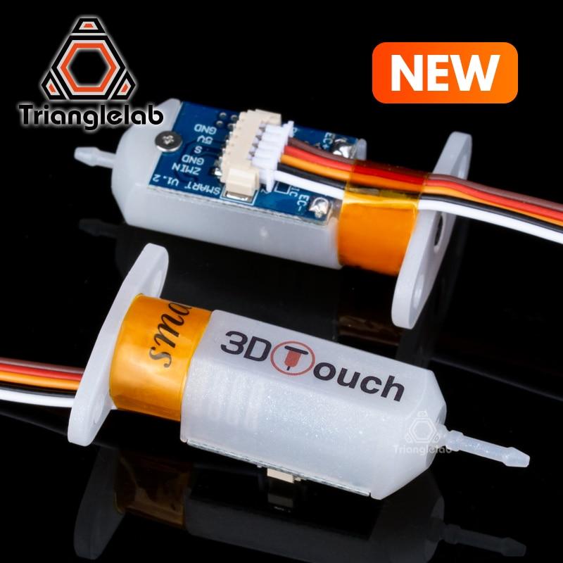 Trianglelab 2019 nuevo 3D impresora 3D SENSOR táctil envío gratis de la cama de nivelación de Sensor para anet a8 etiqueta up2. reprap mk8 i3