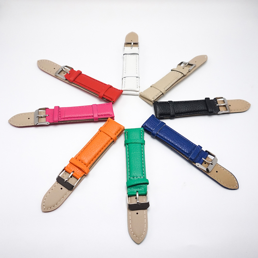 Ремешок для часов 20мм Ремешок для часов 20 ремешок для часов 20мм 2020 PU Ремешки для часов браслет de montre Ремешки для часов лучшие продажи FZ017