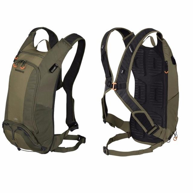 Shimano cycling bagpack bicycle Mochila Camel Water Bladder Bag Unzen2/ 6/10/14 Liter cycling hydration backpack Pack