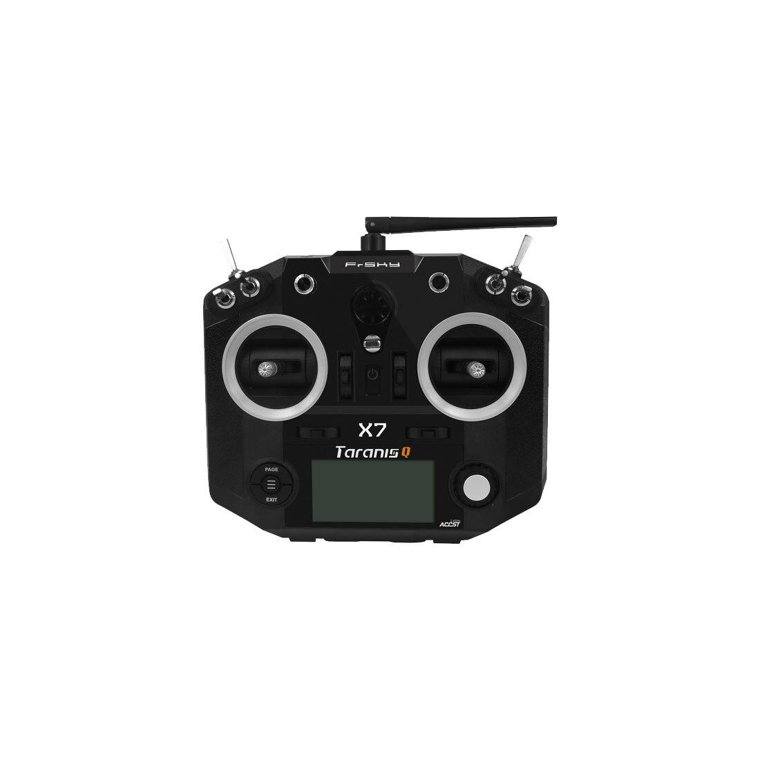 Télécommande pour transmetteur FrSky ACCST Taranis Q X7 QX7 2.4 GHz 16CH pour Drone Multicopter FPV RC