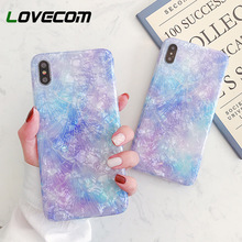 LOVECOM Dream Conch Cases For iPhone 11 Pro Max XR XS Max 6 6S 7 8 Plu