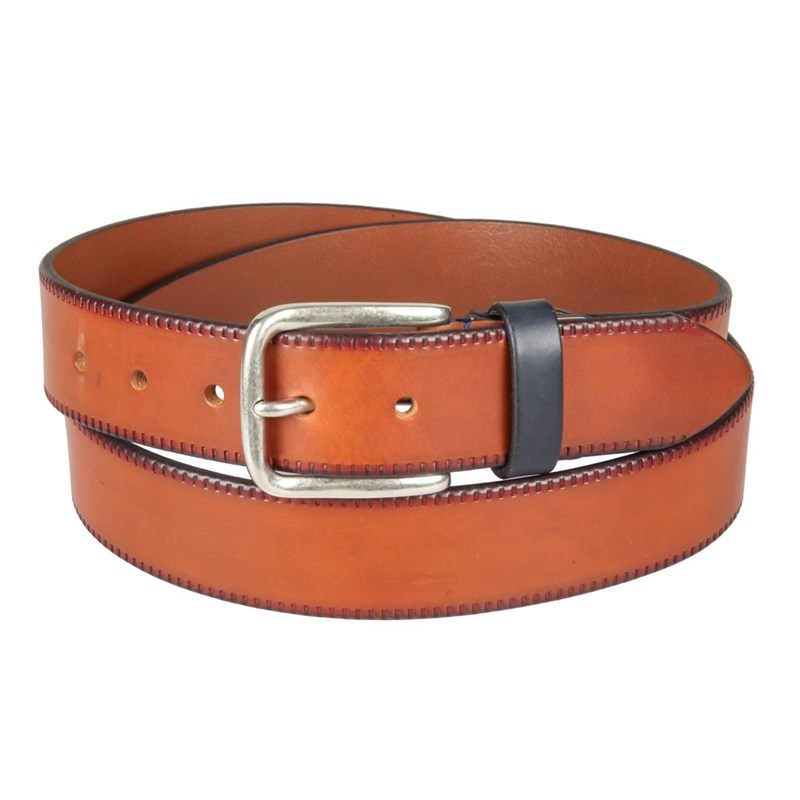 Belt Jean Miguel Bellido 940/38 1907/23 light brow ремень miguel bellido miguel bellido mi070dmahik9