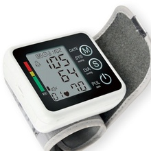 цены New Health Care Germany Chip Automatic Wrist Digital Blood Pressure Monitor Tonometer Meter for Measuring And Pulse Rate