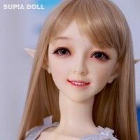 Supia Hamin каучуковые фигурки СНМП игрушка персонаж из сказочной страны подарок Popal 1/3 BJD SD куклы Рождественские подарки на день рождения
