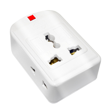 цена на US/EU/UK/AU/CN Plug 10A 250V Power Strip Extension Socket Power Outlet Adapter For Office Home