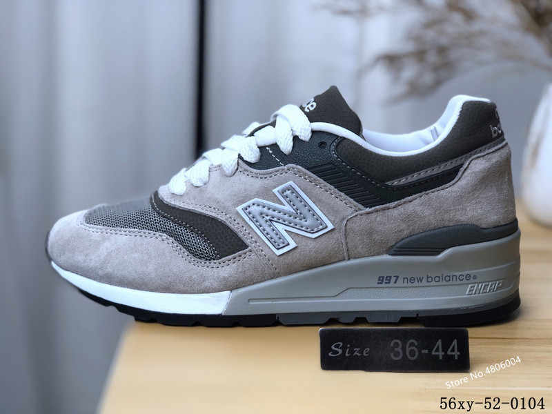 ... 2019 original New Balance 997 Men sports shoes NB997 joker women  running shoes 2 color Eur36 ... bab1637772