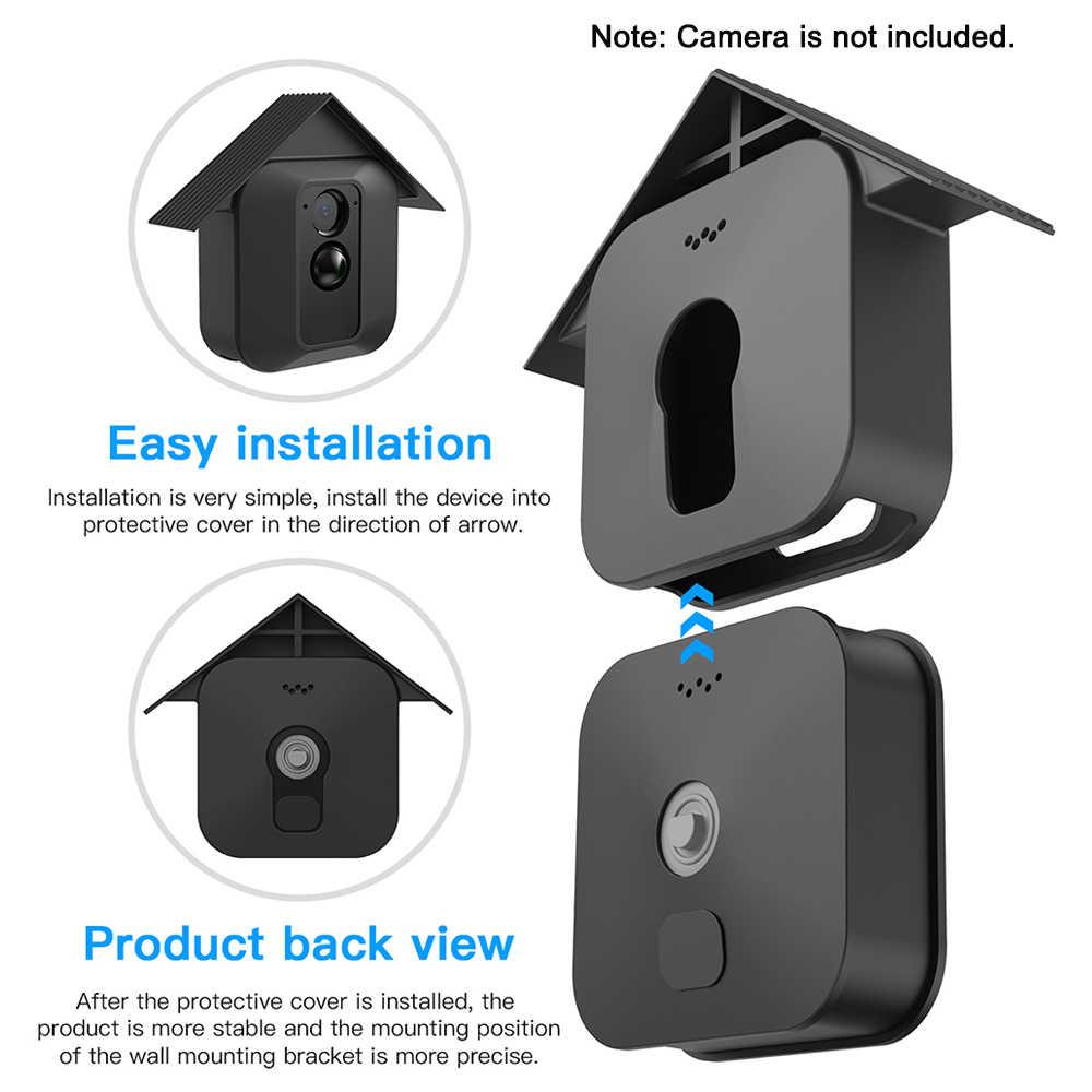 1 упаковка силиконовой кожи для Blink XT камера видеонаблюдения Mrount для Blink XT крышка наружный защищенный от атмосферных лучей защитный чехол