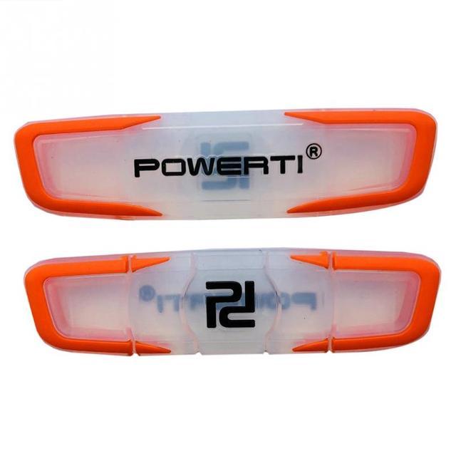 2PCS New Tennis Racket Damper Design Transparent Anti-skid Vibration Dampers Indoor Soft Tennis Racket Damper #63