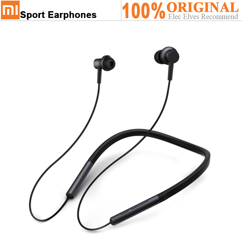 Xiaomi Sports Earphones Neckband Earbuds 10 Hours Music Anti-Dropping Design Dynamic Driver Bluetooth Wireless Earphones lg смартфон nexus 5x h791 white 16gb