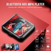 4G 8G 16G Full Screen Bluetooth MP4 Player Touch Control Fashion Mini E book Reading Video Playback Portable MP4 Player r20