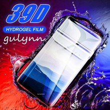 39D Hydrogel Film For Samsung Galaxy A 10 20 30 40 50 60 70 80 90 2019 Screen Protector M10 M20 M30 J4 J2 Core  Soft Cover