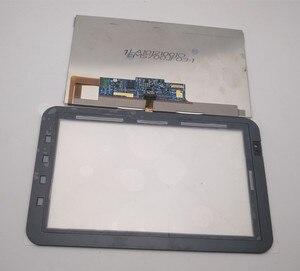 Image 2 - 三星銀河タブ GT P1000 液晶ディスプレイスクリーンモニターモジュール + タッチスクリーンデジタイザサムスンギャラクシータブ P1000