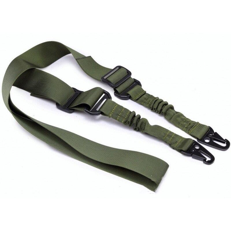 Sicherheitsgurt Sicherheit & Schutz Gastfreundlich Einstellbare Schlacht Schulter Strap Gun Mit Open Stahl Swivel Clip Dual Trigger Snap Bungee Gewehr Strap Gürtel