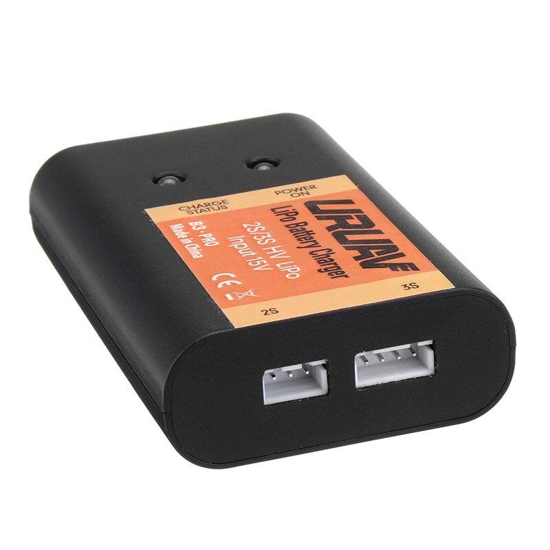 Chargeur de batterie dorigine URUAV 2-3 S HV Lipo Compatible pour Xiaomi FIMI A3 RC quadrirotorChargeur de batterie dorigine URUAV 2-3 S HV Lipo Compatible pour Xiaomi FIMI A3 RC quadrirotor