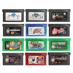 32 Bit Handheld Console Video Game Cartridge Card Kirby Series EU Version