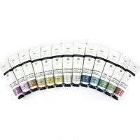 25 мл 15 цветов масла пигментная краска товары для рукоделия окраска студент краски инструменты для рисования база бумага холст