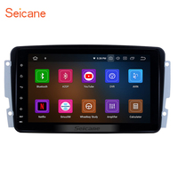 Seicane Android 9.0 IPS for Benz Vaneo 2002 2005/Vinao W639(2001 onwards)/vito w638 2004 2006 Car GPS Navigation Unit Player